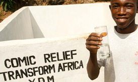 Transform Africa Charity